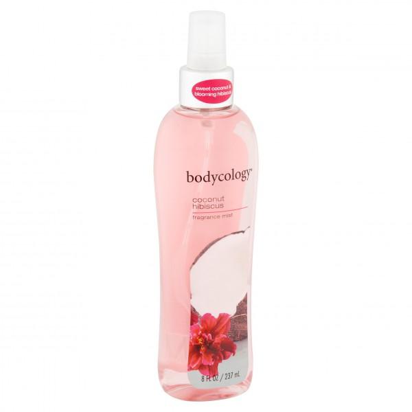 Coconut hibiscus -  spray pour le corps 237 ml