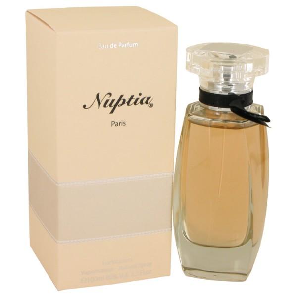 Nuptia -  eau de parfum spray 100 ml