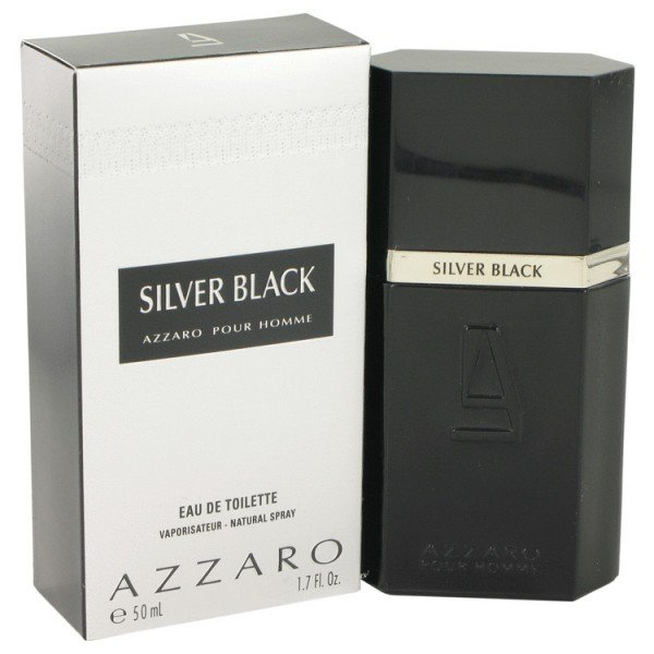 Silver black - loris  eau de toilette spray 50 ml