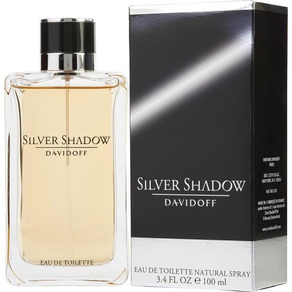 Silver shadow -  eau de toilette spray 100 ml