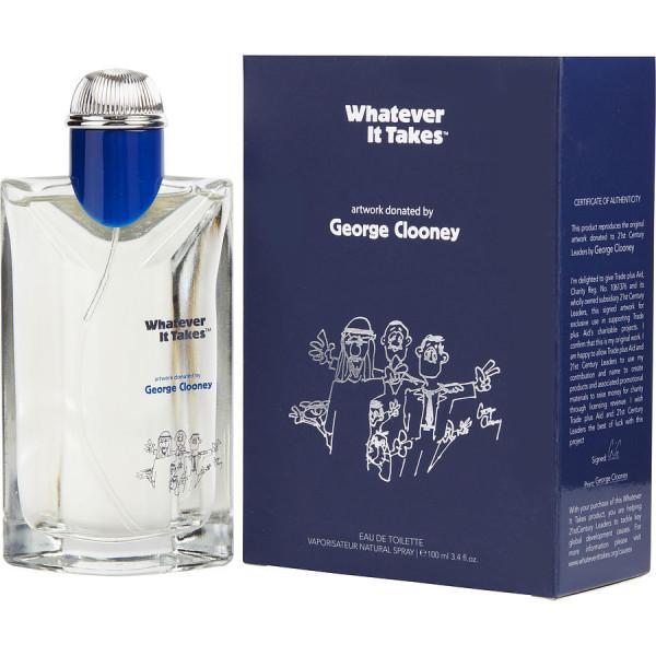 George clooney - whatever it takes eau de toilette spray 100 ml