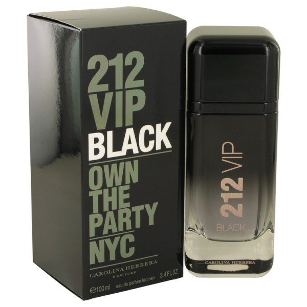 212 vip black -  eau de parfum spray 100 ml