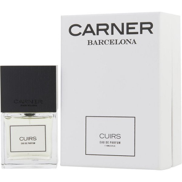 Cuirs -  eau de parfum spray 100 ml