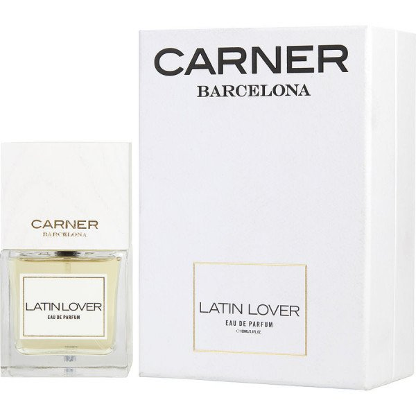 Latin lover -  eau de parfum spray 100 ml