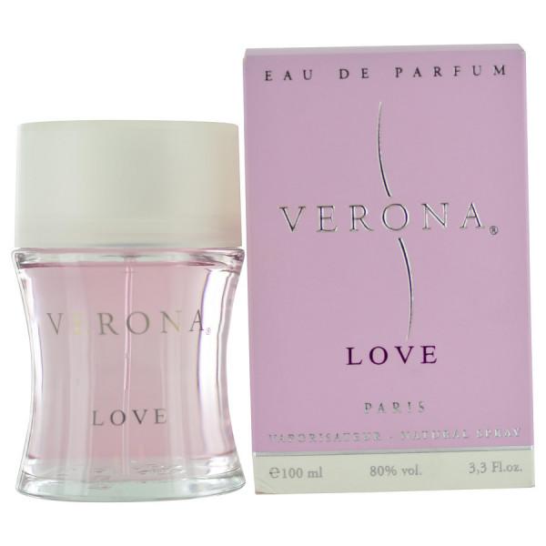 Verona love -  eau de parfum spray 100 ml