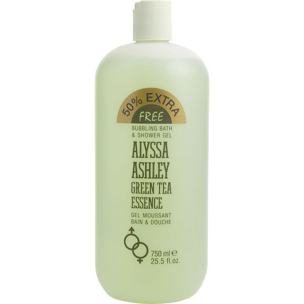 Green tea essence -  gel moussant 750 ml