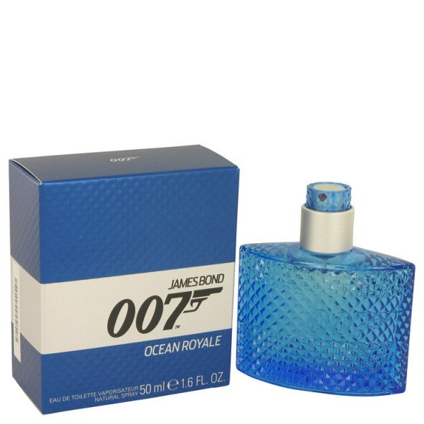 007 ocean royale - james bond eau de toilette spray 50 ml