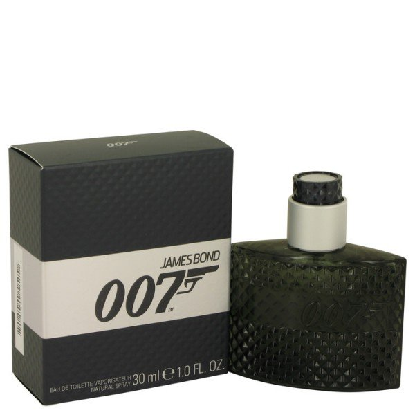 7 - james bond eau de toilette spray 30 ml