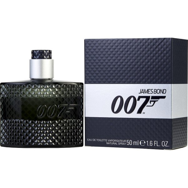 7 - james bond eau de toilette spray 50 ml