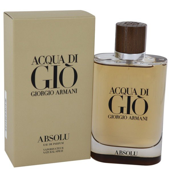 Acqua di gio absolu - giorgio  eau de toilette spray 125 ml