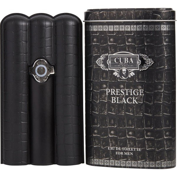 prestige black - fragluxe eau de toilette spray 90 ml