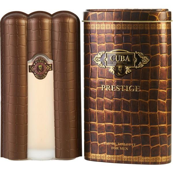 prestige gold - fragluxe eau de toilette spray 90 ml