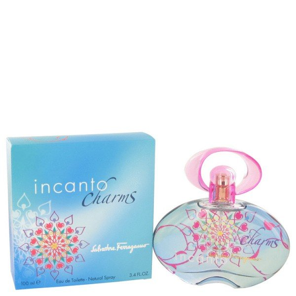 Incanto charms -  eau de toilette spray 100 ml