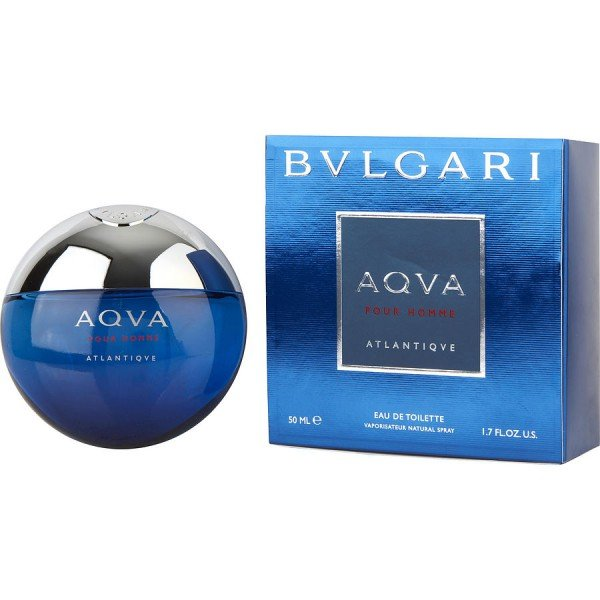 Aqva atlantique -  eau de toilette spray 50 ml
