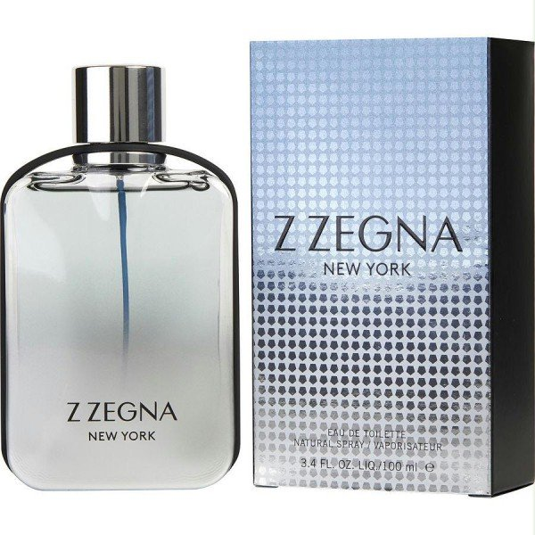 Z zegna new york -  eau de toilette spray 100 ml