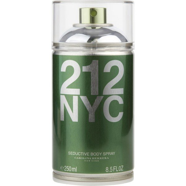 212 -  spray pour le corps 250 ml
