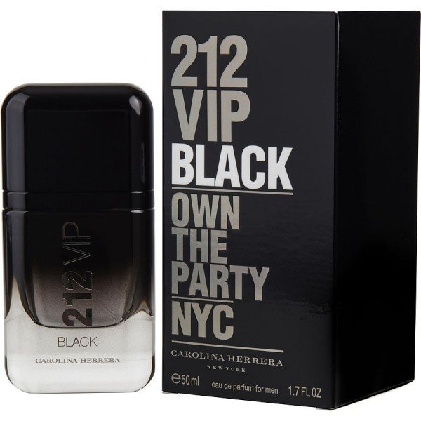 212 vip black -  eau de parfum spray 50 ml