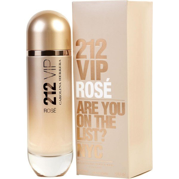 212 vip rosé -  eau de parfum spray 125 ml