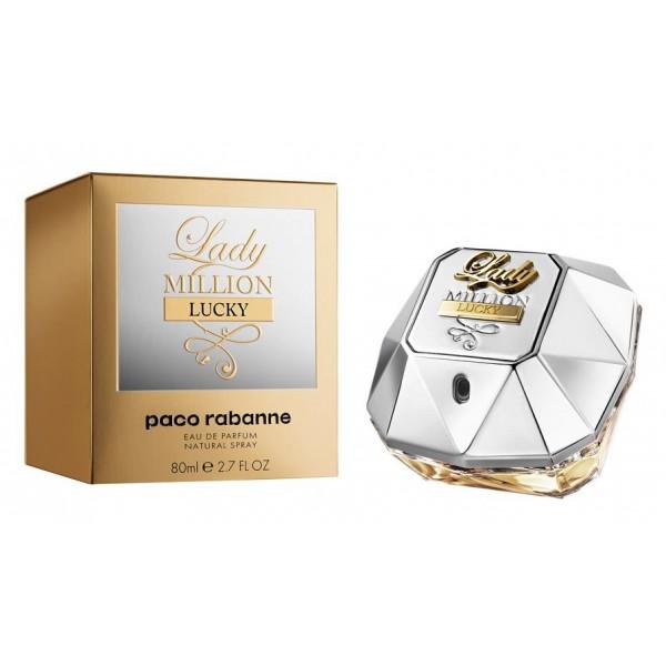 Lady million lucky -  eau de parfum spray 80 ml