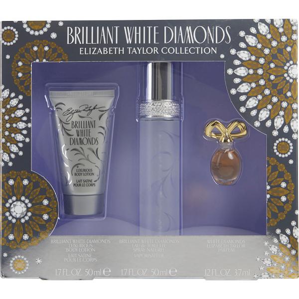 White diamonds brilliant -  coffret cadeau 50 ml