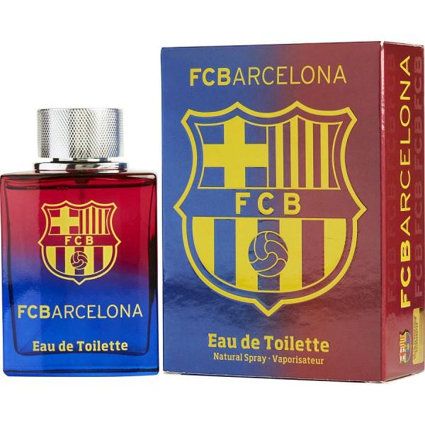 Fc barcelona -  eau de toilette spray 100 ml