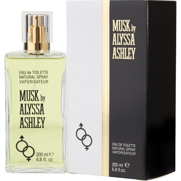 Musk -  eau de toilette spray 200 ml