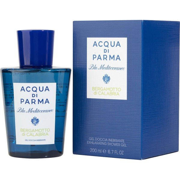 Blu mediterraneo bergamotto di calabria -  gel douche 200 ml