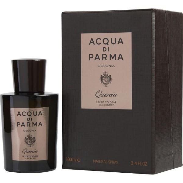 Colonia quercia -  eau de cologne spray 100 ml