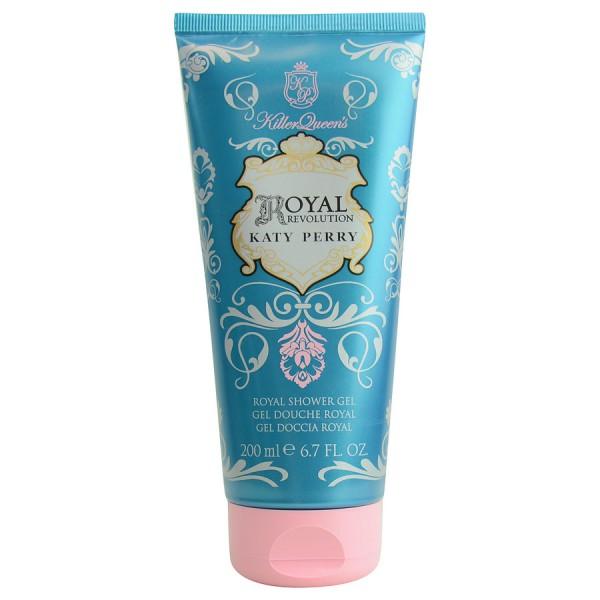 Royal revolution -  gel douche 200 ml