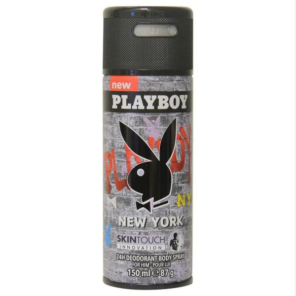 new york -  déodorant spray 150 ml