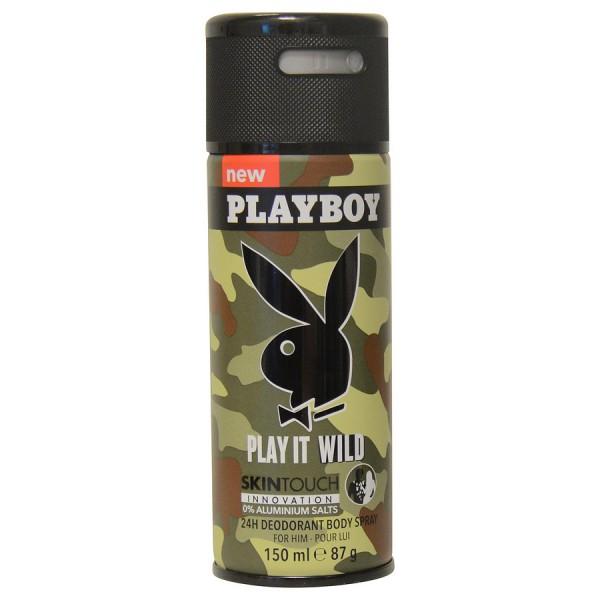 play it wild -  déodorant spray 150 ml