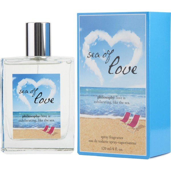 Sea of love -  eau de toilette spray 120 ml