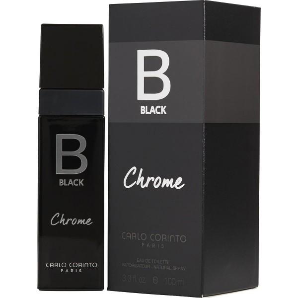 black chrome -  eau de toilette spray 100 ml