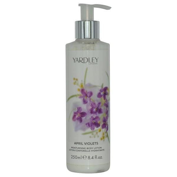 April violets -  lotion pour le corps 255 ml