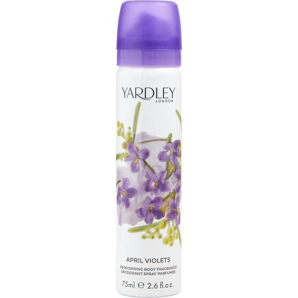 April violets -  spray pour le corps 80 ml