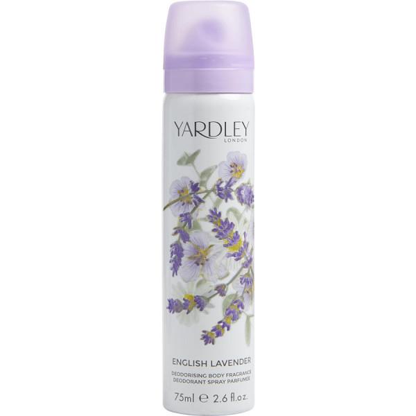 English lavender -  spray pour le corps 75 ml