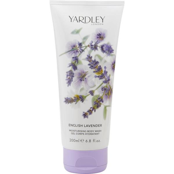English lavender -  gel douche 200 ml