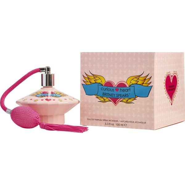 Curious heart -  eau de parfum spray 100 ml