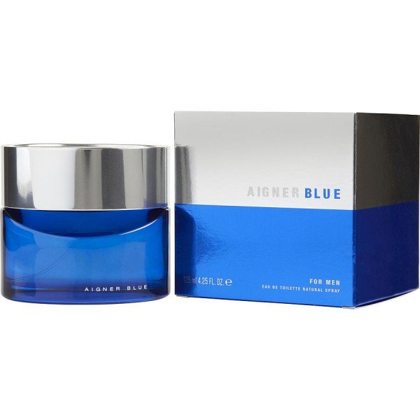 Aigner blue -  eau de toilette spray 125 ml
