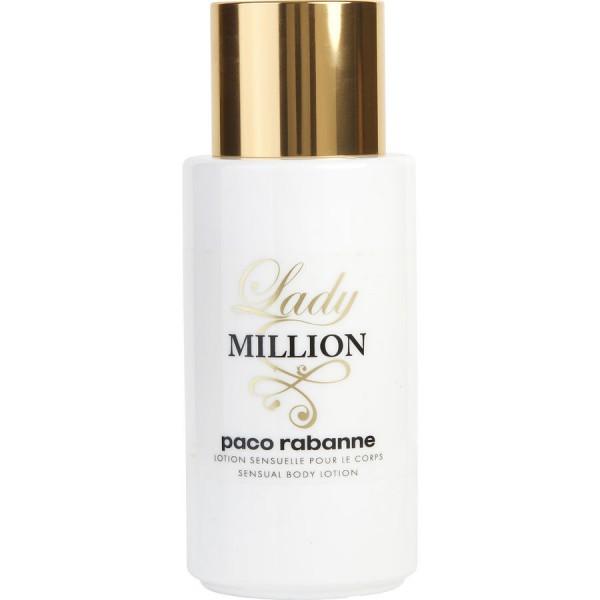 Lady million -  lotion pour le corps 200 ml