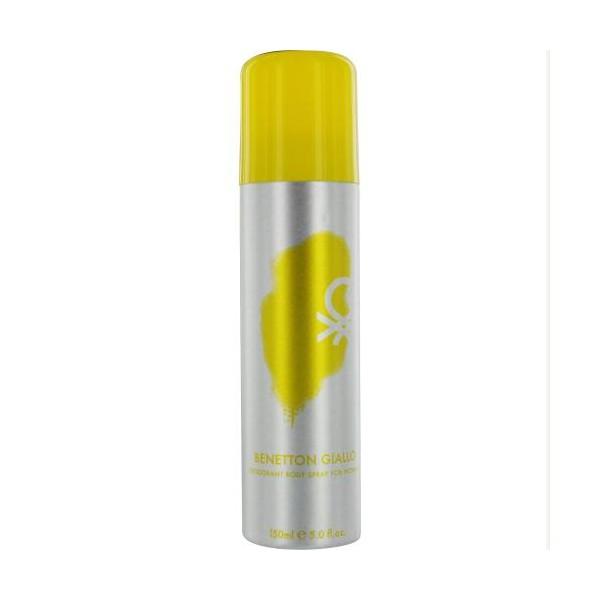 Giallo -  spray pour le corps 150 ml