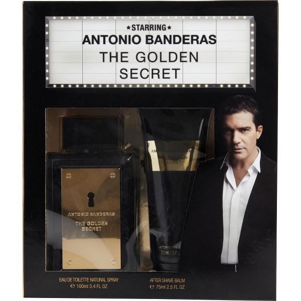 The golden secret -  coffret cadeau 100 ml