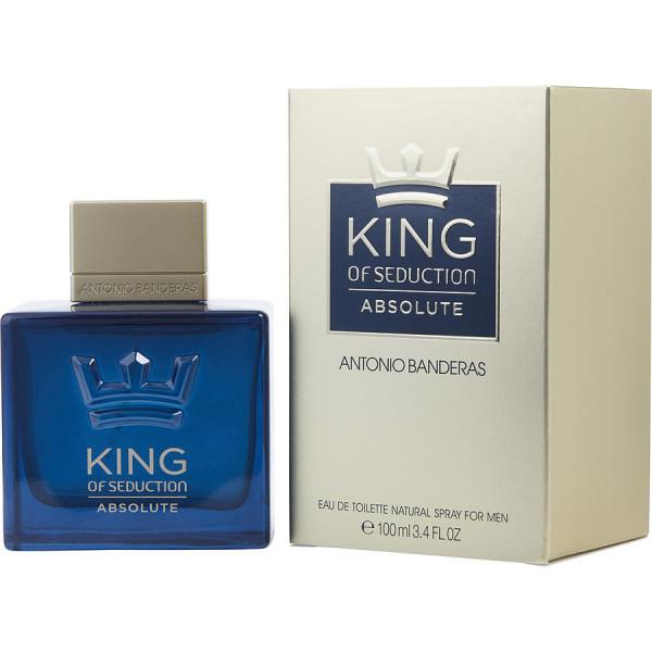 King of seduction absolute -  eau de toilette spray 100 ml