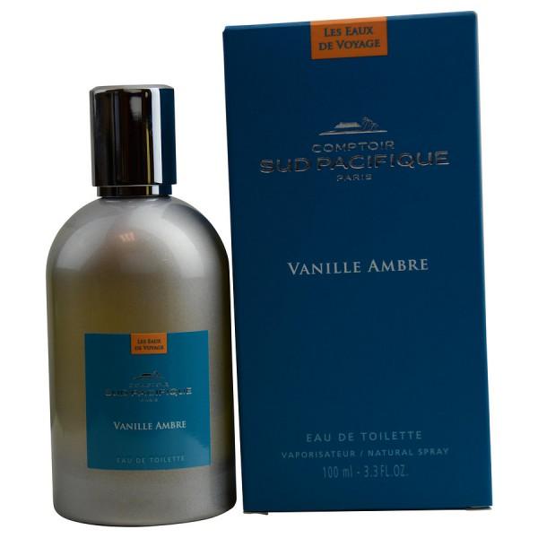 Vanille ambre -  eau de toilette spray 100 ml
