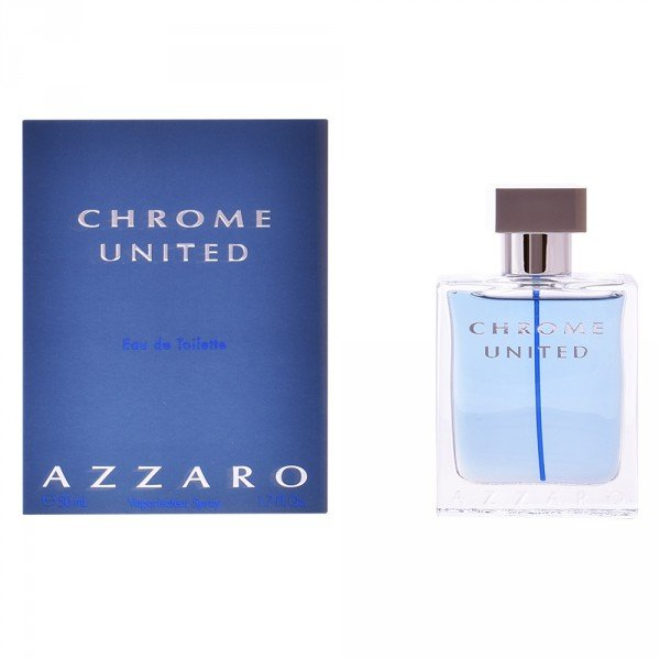 Chrome united - loris  eau de toilette spray 50 ml