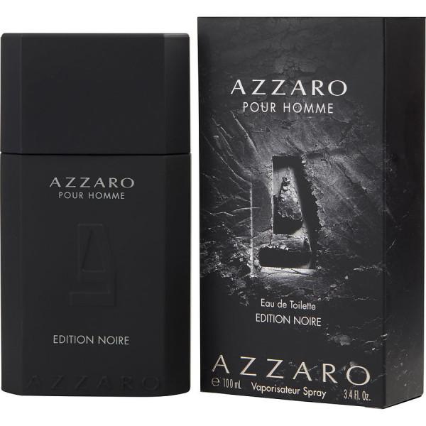 Azzaro pour homme Édition noire -  eau de toilette spray 100 ml