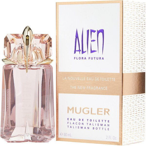 Alien flora futura - thierry mugler eau de toilette spray 60 ml