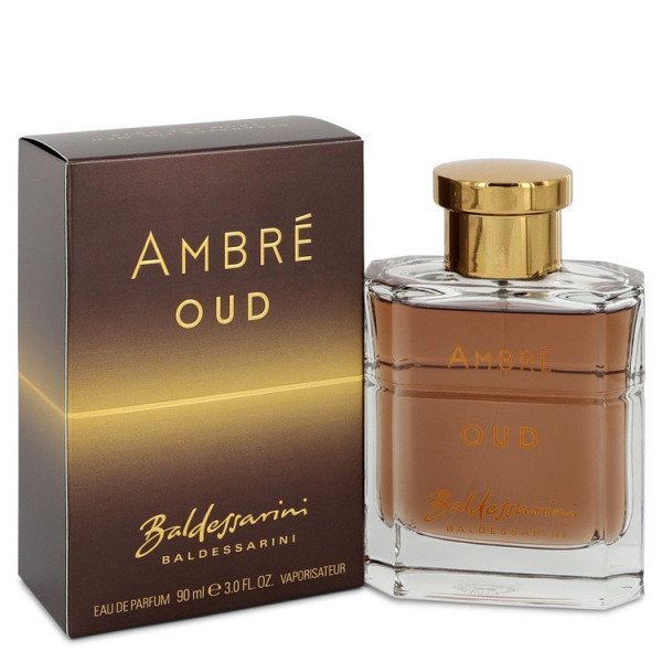 Ambré oud -  eau de parfum spray 90 ml