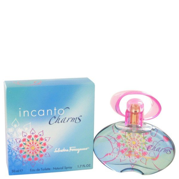 Incanto charms -  eau de toilette spray 50 ml