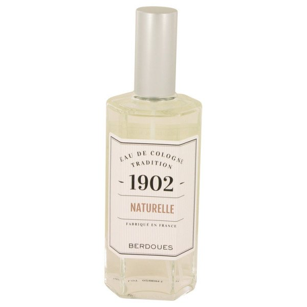1902 naturelle -  eau de cologne spray 125 ml